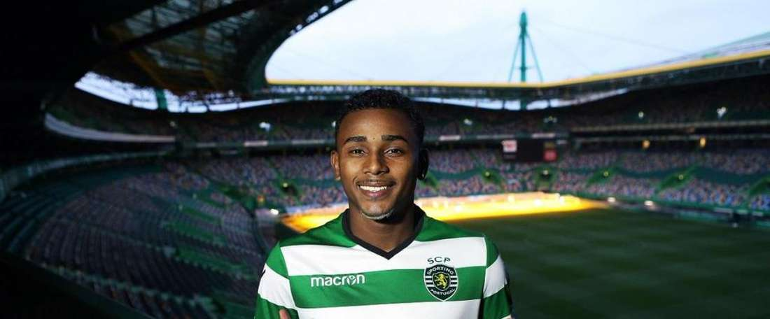 PSG target Wendel completes Sporting switch. SportingCP