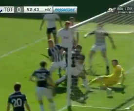 West Brom stuck late to keep their survival hopes alive. Screenshot