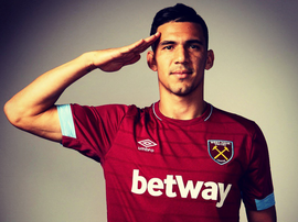 West Ham have announced the signing of Fabian Balbuena from Corinthians. WHUFC