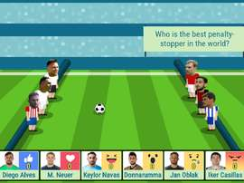 Who is the best penalty-stopper in the world? BeSoccer
