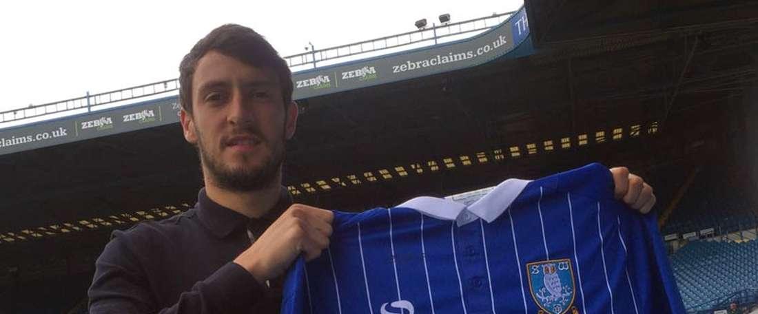 Will Buckley jugará la próxima campaña en el Championship con el Sheffield Wednesday. SWFC