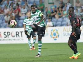 Carvalho was heavily linked with West Ham during this summer's transfer window. Twitter/SCP