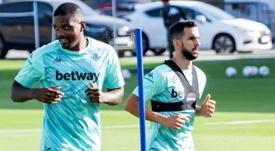 Montoya no estará contra el Valencia. EFE