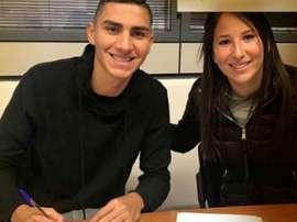 El jugador militará en el Udinese cedido hasta junio. Watford