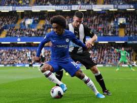 Tercera victoria consecutiva del Chelsea. ChelseaFC
