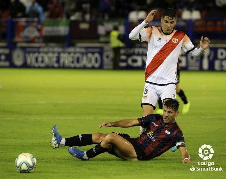 Rayo y Zaragoza dirimirán tres puntos vitales. LaLiga