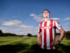 Wimmer has sealed a loan move to Hannover. StokeCity