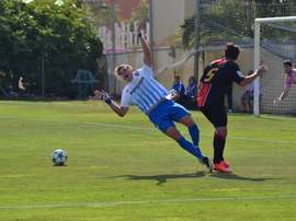 El ex del Atlético Malagueño se une a la disciplina del Unión Adarve. BeSoccer