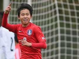Woo-Yeong Jeong, nuevo jugador del Bayern para sus categorías inferiores. BayernForum