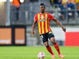 Wylan Cyprien, nuevo jugador del Rennes. AFP