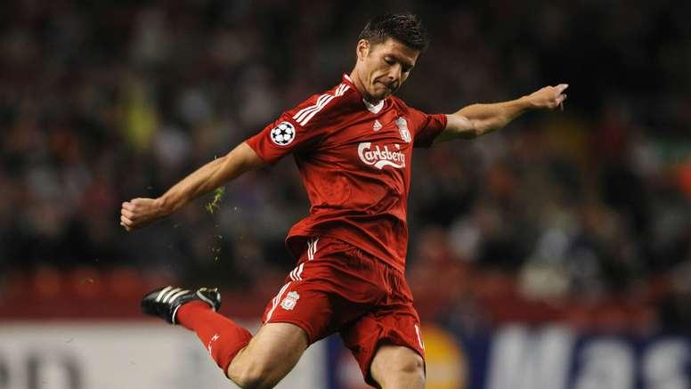 Xabi Alonso espère revenir à Anfield. UEFA