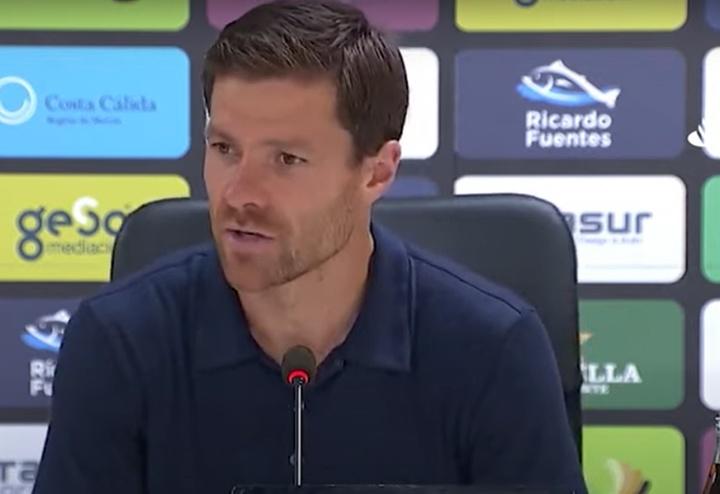 Xabi Alonso reflexionó tras la derrota ante el Cartagena. Youtube/RealSociedadTV