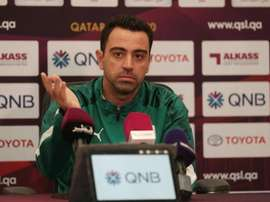 Xavi rejected the job. Twitter/AlSaddSC