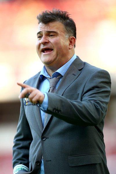 Xavi Roura será el nuevo entrenador de San Lorenzo Sportivo. Twitter
