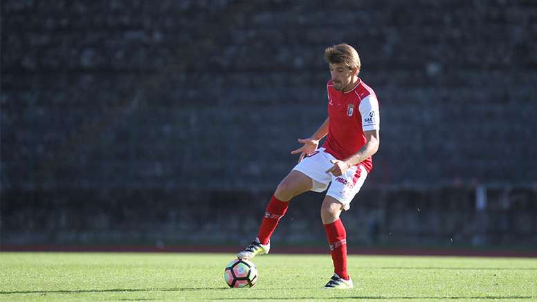 Xeka había jugado 29 partidos esta temporada con el Sporting. SCBraga