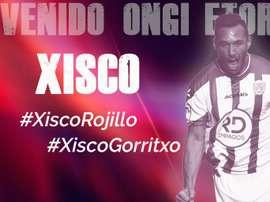 Osasuna confirma a Xisco como nuevo refuerzo. CAOsasuna