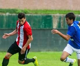 Yanis Rahman jugará cedido en el Sestao River, algo que ya hizo en la 2014-15. AthleticClub