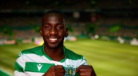 El Sporting firma a Bolasie. Sporting_CP