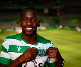 Bolasie rejoint le Sporting Lisbonne. Sporting_CP