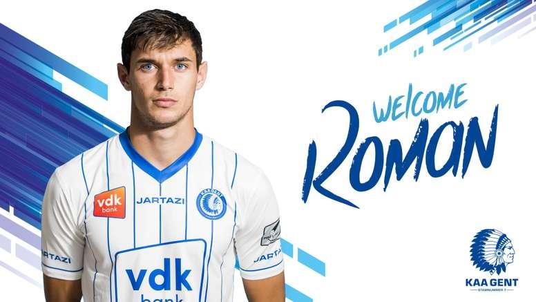 Yaremchuk Cambia El Dinamo De Kiev Por El Gent Besoccer