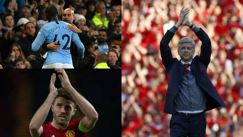 An afternoon of goodbyes in the Premier League. BeSoccer