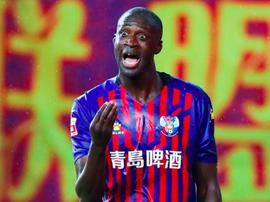 Yaya Touré a assuré qu'il ne jouerait jamais en Chine. QuingdaoHuanghai