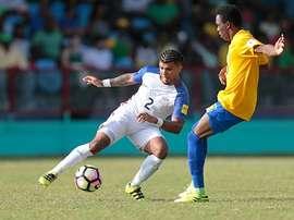 Yedlin, en un lance del partido contra San Vicente y las Granadinas. CONCACAF