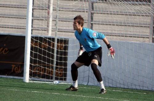 Yelco Ramos jugará la próxima temporada en el Deportivo Guadalajara. VillarrealCF