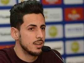 Yeray Sabariego ha firmado para esta campaña con la UE Olot. Sabadell