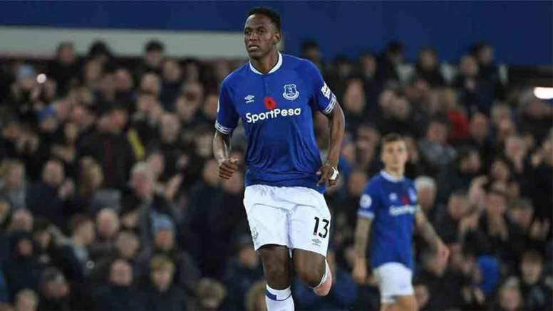 63ede2928 Pin Yerry Mina was man-of-the-match against Chelsea. EFE