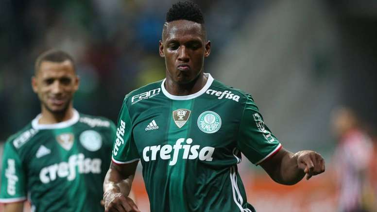 The Colombian will join Barca after the World Cup. EFE/Archivo