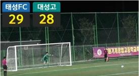 A disputa de pênalti mais longa da história. KBSKorea