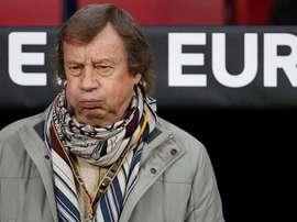 Lokomotiv coach Yuri Semin is the latest to praise Joao Felix. EFE