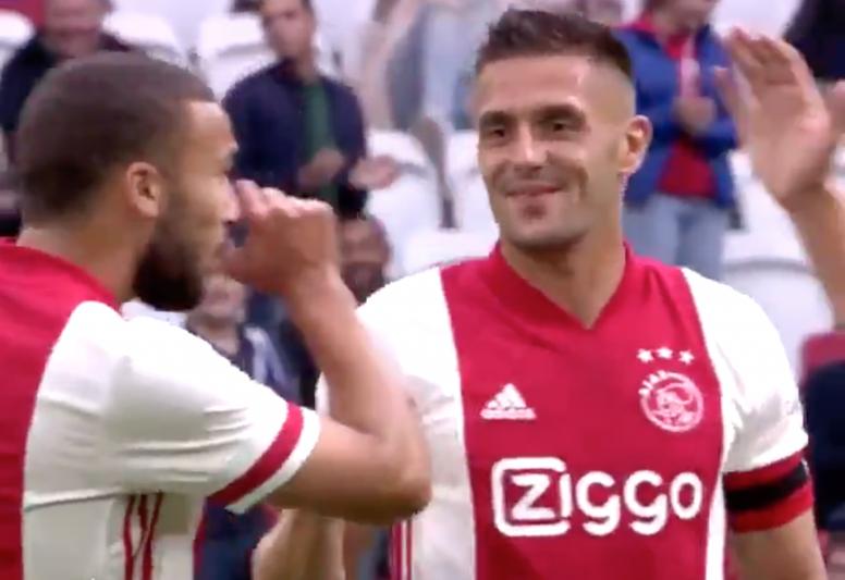 El Ajax Cerro El Doblete De Amistosos Batiendo Al Hertha Berlin Besoccer
