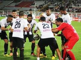 Zamora supera a Estudiantes de Caracas y sigue a la caza del líder. ZamoraFútbolClub