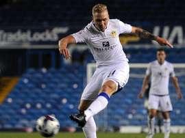 Zan Benedicic ya sabe lo que es jugar en Inglaterra porque estuvo cedido en el Leeds. LeedsFC