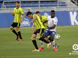 Tenerife y Zaragoza empataron. LaLiga