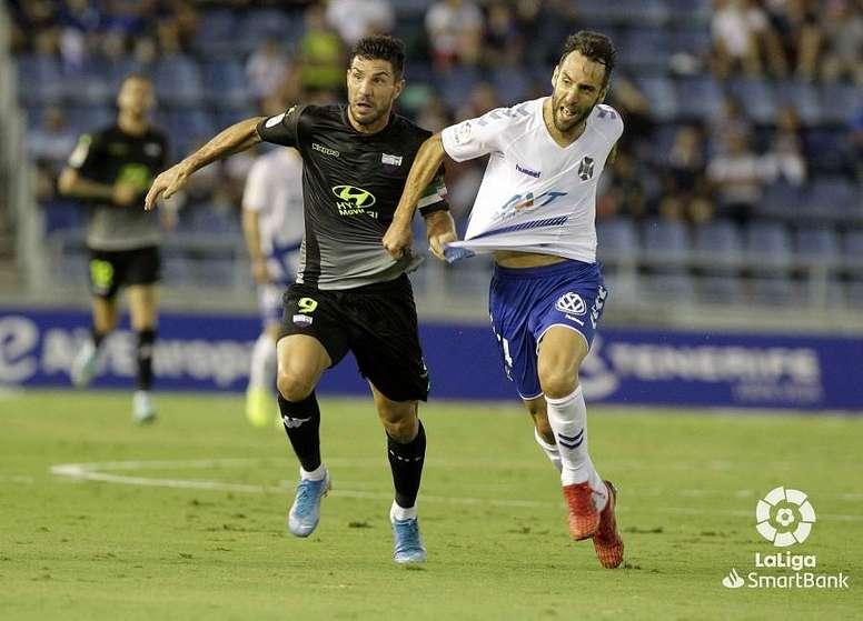 El Extremadura sumó su tercera victoria. LaLiga