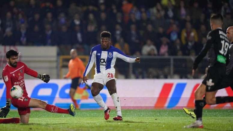 El Oporto sufre en la Taça contra un Segunda. FCPorto