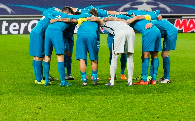 Zenit-2 play in the Russian second tier. FC-Zenit
