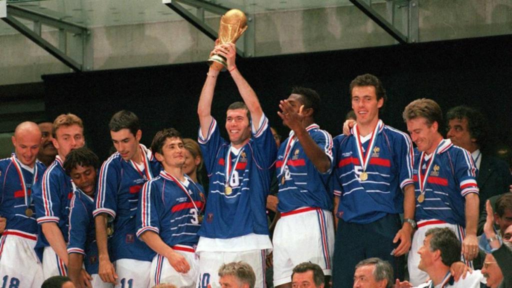 Zidane cumple 48 años