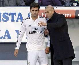 Les enfants de Zidane ont du mal à triompher au Real Madrid. Twitter