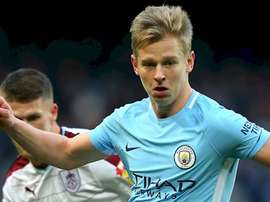Zinchenko awaiting renewal deal. ManchesterCity