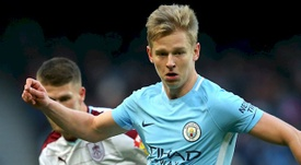 Zinchenko is a target for Wolves and Fulham. ManchesterCity