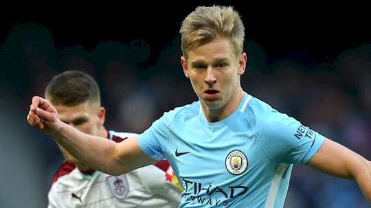 Zinchenko will stay at Manchester City. ManchesterCity