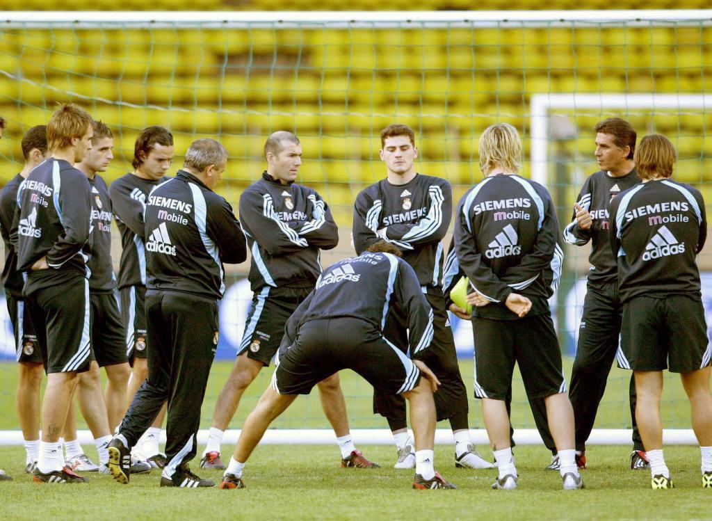 Monaco : le jour où Zidane a insulté Rothen