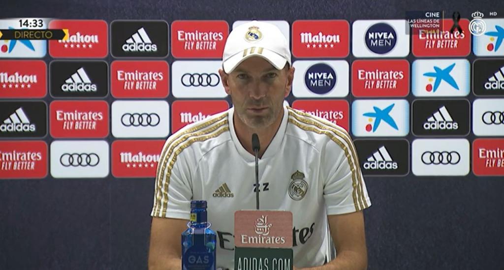 Real Madrid : Hazard sur la touche, Zidane s'explique