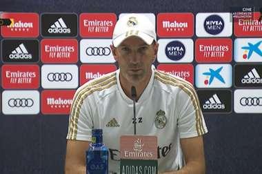 Zidane analizza la sfida contro l'Athletic. RMTV