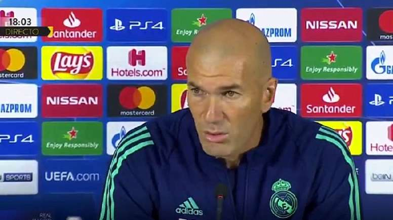 He wants to win. Screenshot/RealMadridTV