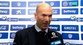 Hazard injury doesn't look good, admits Madrid boss Zidane